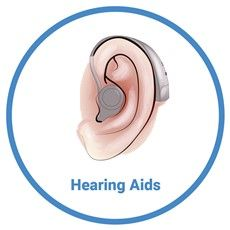 Hearing Aids Blog page icon