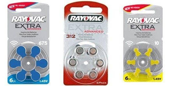 कान की मशीन की बैटरी के पैकेट blog image
