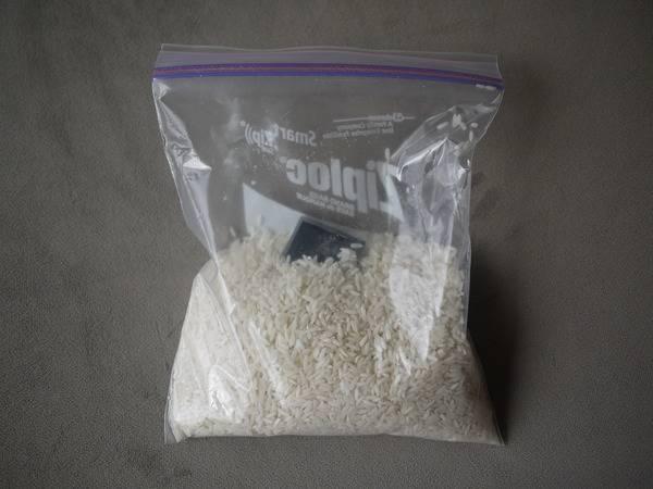 कान की मशीन को सुखाने के लिए चावल का उपयोग करें blog image