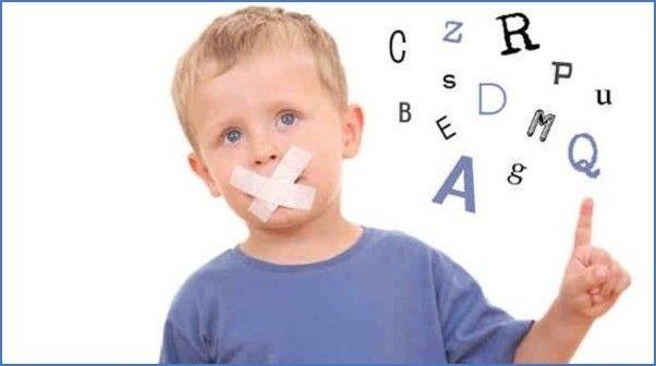 बच्चों में भाषण विकार blog image