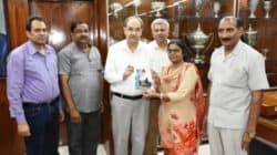 Vaishali Sharma the Deaf UPSC scorer