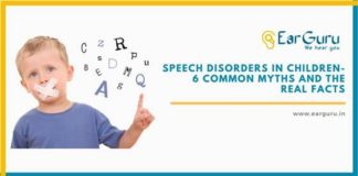 Speech Disorders in Children – 6 Common Myths and the Real Facts blog feature image