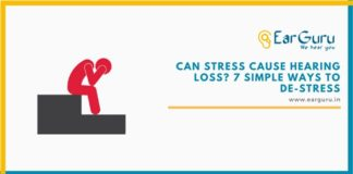 Can Stress cause Hearing Loss