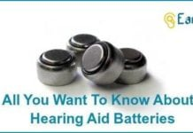 All you want to know about hearing aid batteries