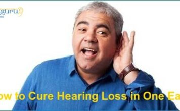 How To Cure Hearing Loss In One Ear? blog feature image