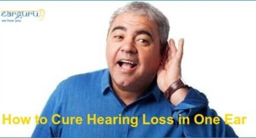 How To Cure Hearing Loss In One Ear?