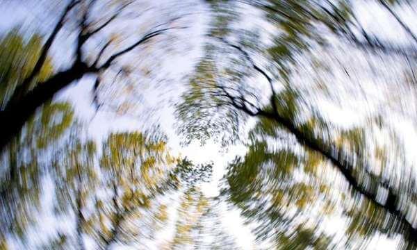 Spinning surroundings due to vertigo blog image