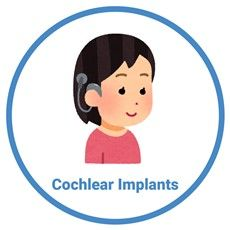 Cochlear Implant Blog page icon