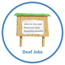 Deaf Jobs Blog page icon