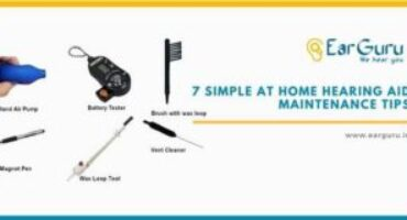 7 Simple at Home Hearing Aid Maintenance Tips