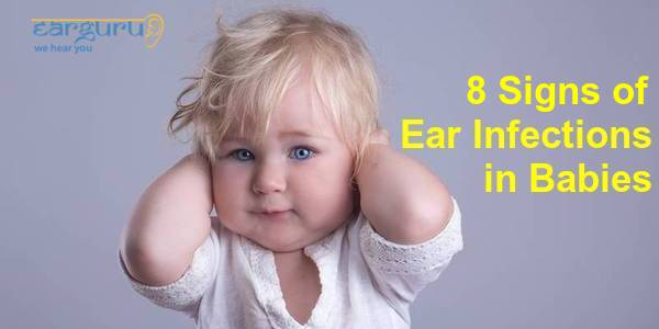 8 Signs of Ear Infection in Babies – Cause and Precautions blog feature image