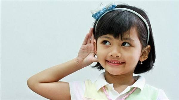 A Hearing Impaired Girl Child blog image