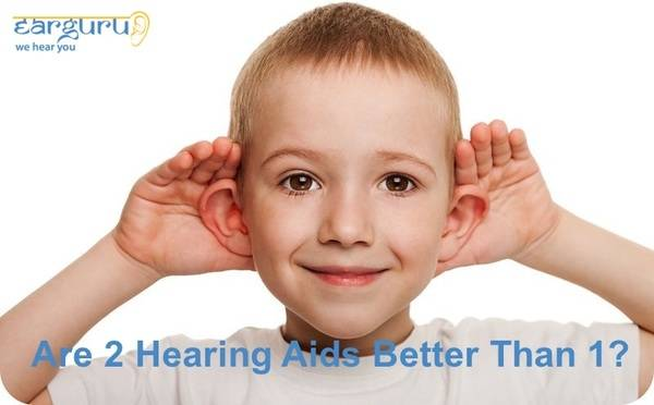 Are Two Hearing Aids Better Than One blog feature image
