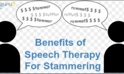 Benefits of Speech Therapy for Stammering