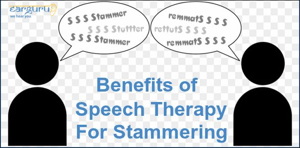 Benefits of Speech Therapy for Stammering blog feature image