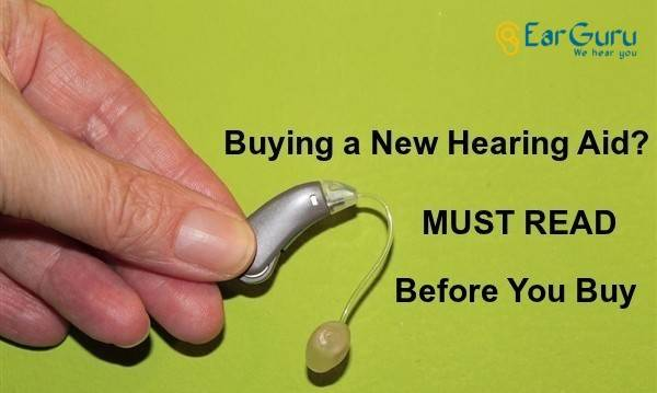 Buying a new Hearing Aid Must Read before you buy blog feature image