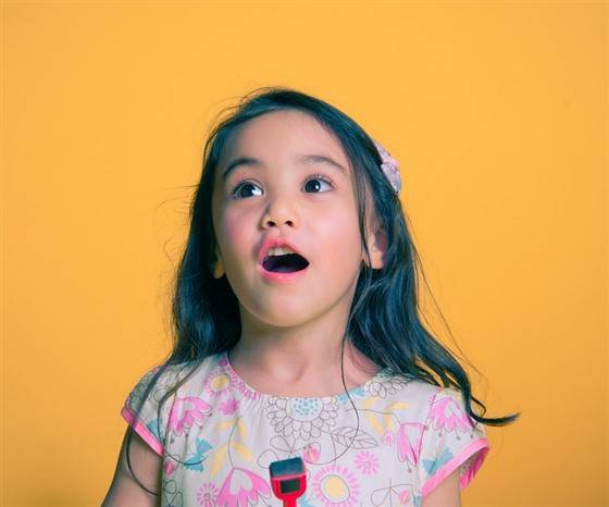 Child with Speech Disorder blog image