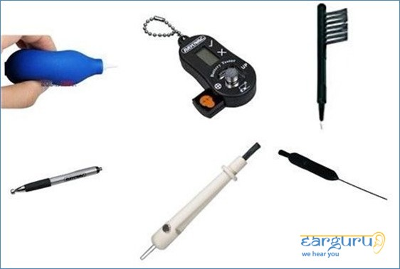 Cleaning Kit for Hearing aids blog image