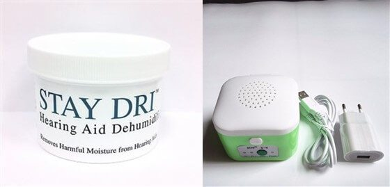 Dehumidifiers for Hearing Aids blog image