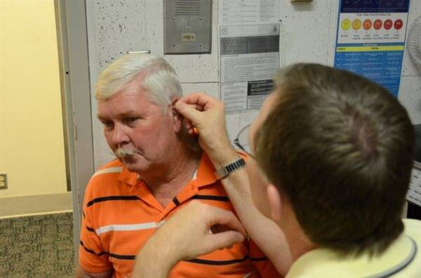 Hearing Aid Fitting by an Audiologist blog image