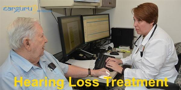 Hearing Loss Treatment blog feature image