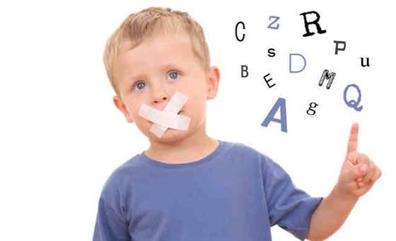 Lazy Speaker or a child who avoids speaking blog image