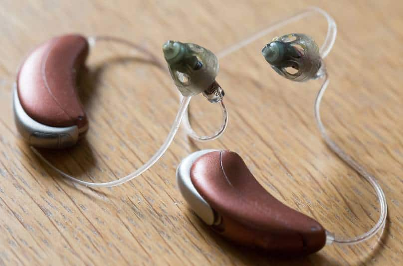 RIC or RITE Digital Hearing Aids blog image