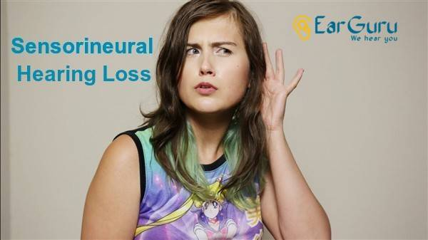 Sensorineural Hearing Loss – Symptoms, Causes and Remedies blog feature image