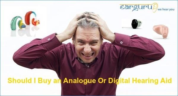 Should I buy an Analogue or a Digital Hearing Aid blog feature image