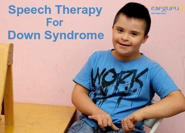 Speech Therapy Exercises for Down Syndrome blog feature image
