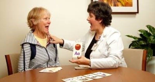 Speech Therapy for Adults blog image
