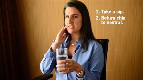 Speech Therapy for swallowing blog image