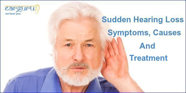 Sudden Hearing Loss Blog feature image