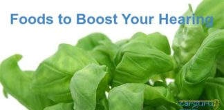Superfoods For Hearing Health blog feature image