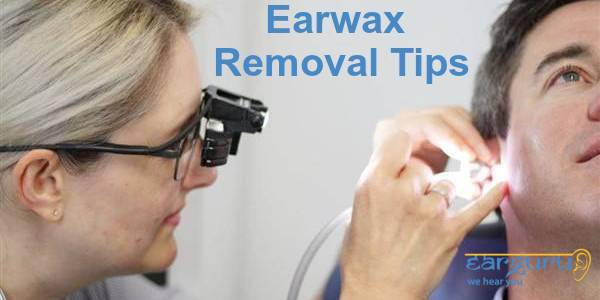 Tips for Earwax Removal at Home blog feature image