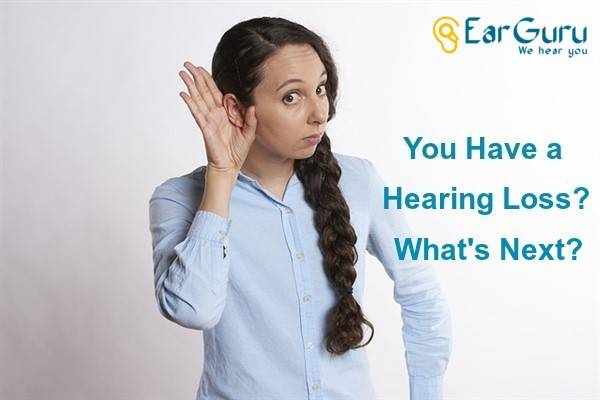 You have a hearing loss what's next blog feature image