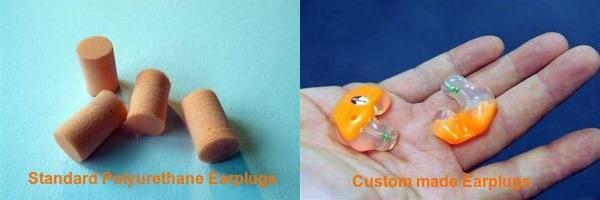 Types of Earplugs blog image