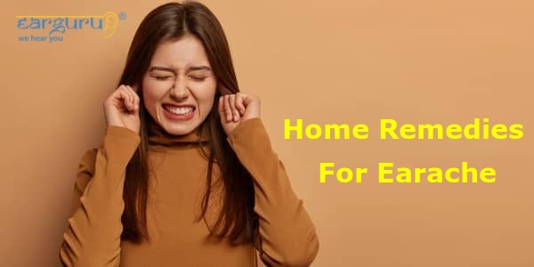 Home Remedies for Earache blog feature image
